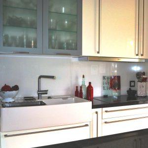 Küche - Homestaging
