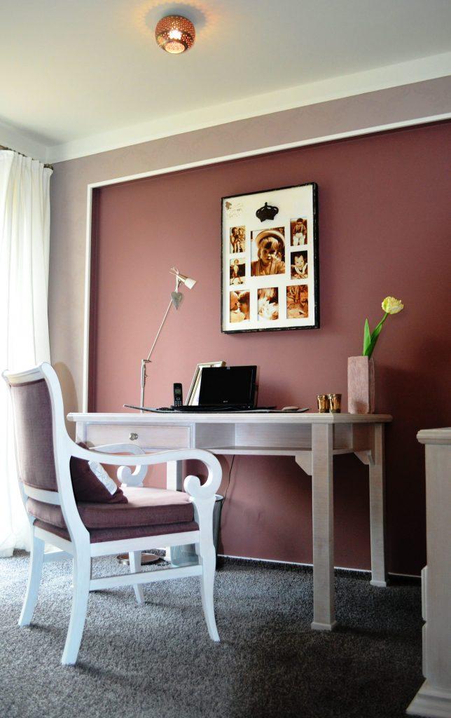 Gästezimmer - Schreibtisch